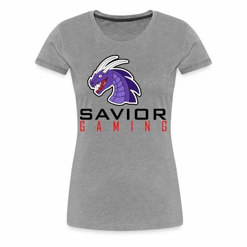 Savior Gaming Logo #3 - Women's Premium T-Shirt