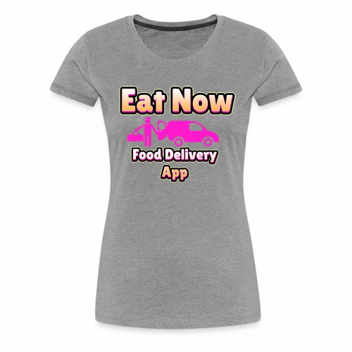 eatnowpng - Women's Premium T-Shirt