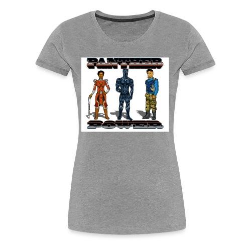 Panther Power - Women's Premium T-Shirt