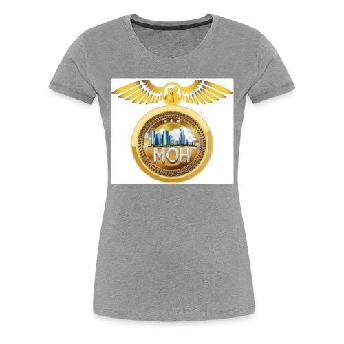 Mannunaki Order of Heavan - Women's Premium T-Shirt