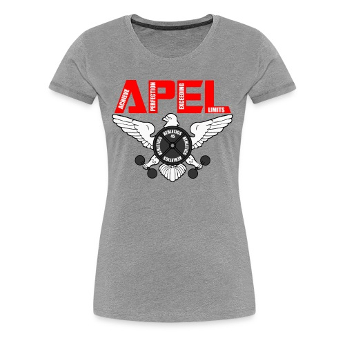 APEL RED - Women's Premium T-Shirt