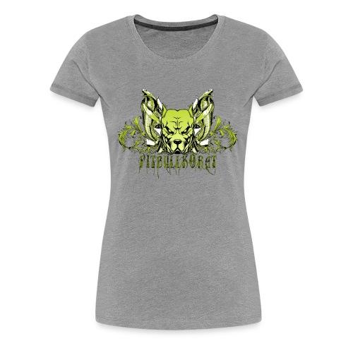 Logo Design Cobra - Women's Premium T-Shirt