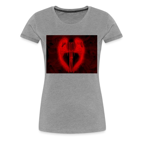 Angel Of Death - Women's Premium T-Shirt