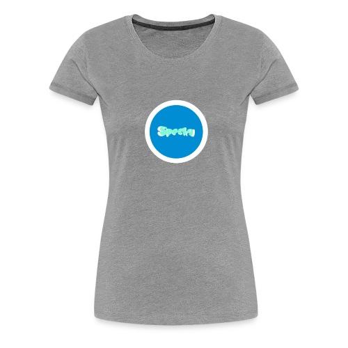 SPECKY MERCH - Women's Premium T-Shirt