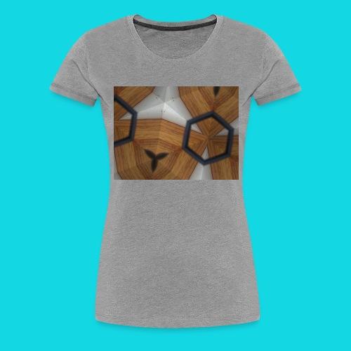 Kaleidoscope - Women's Premium T-Shirt