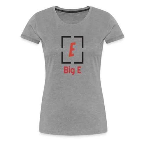 Big E Basic - Women's Premium T-Shirt