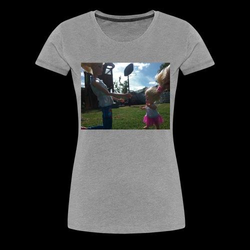 Babies sunny day - Women's Premium T-Shirt