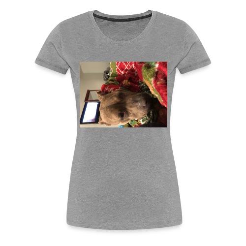 The world - Women's Premium T-Shirt