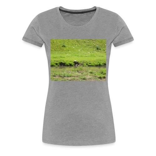 creek - Women's Premium T-Shirt