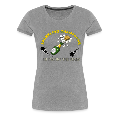 tasting stars - Women's Premium T-Shirt