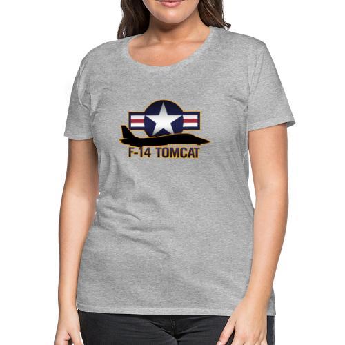 F-14 Tomcat - Women's Premium T-Shirt