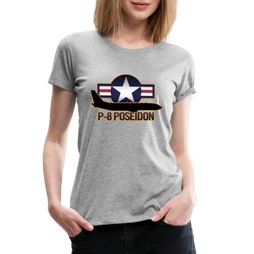 P-8 Poseidon - Women's Premium T-Shirt