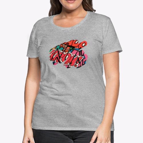 Comic NM - Women's Premium T-Shirt