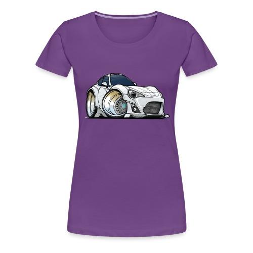 Toyota 86 - Women's Premium T-Shirt
