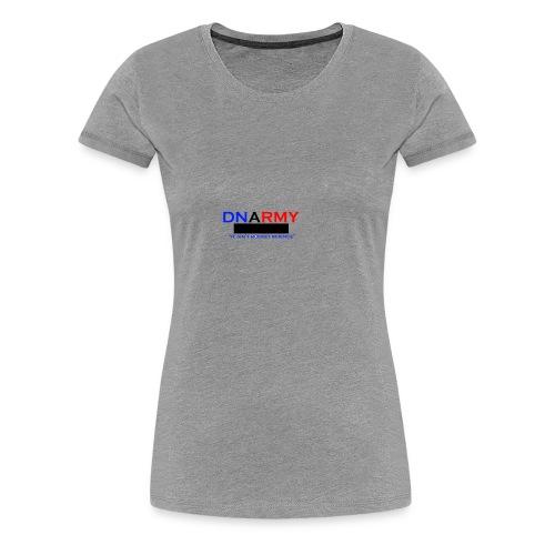 DNARMY - Women's Premium T-Shirt
