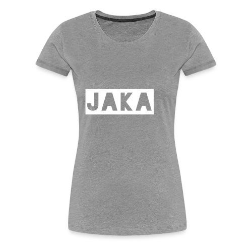 Jaka Supreme - Women's Premium T-Shirt
