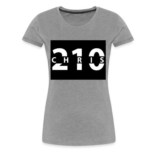 Chris_210 - Women's Premium T-Shirt