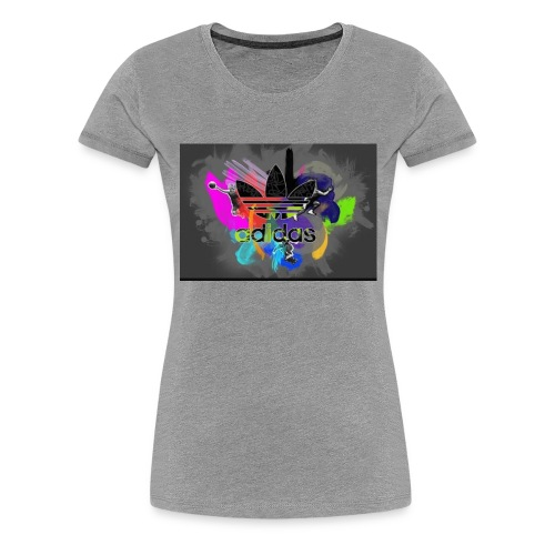 SyndicateProducts_Adidas - Women's Premium T-Shirt
