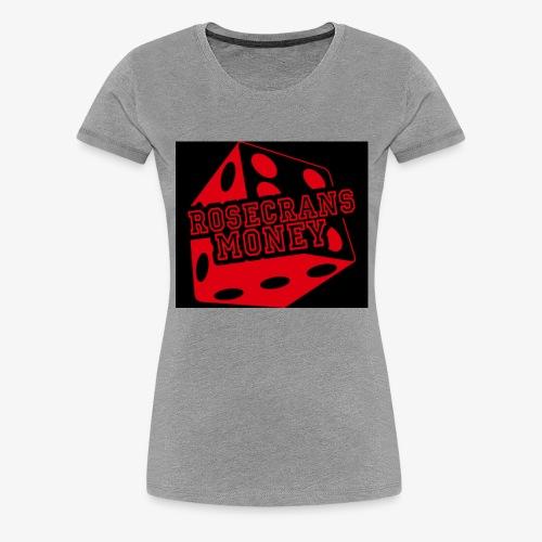 ROSECRANS MONEY - Women's Premium T-Shirt