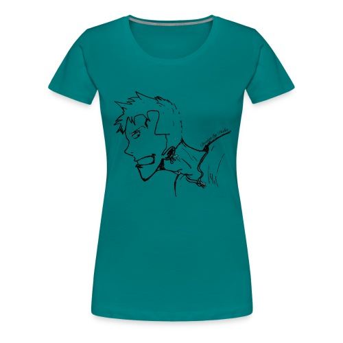 Design by Daka - Women's Premium T-Shirt