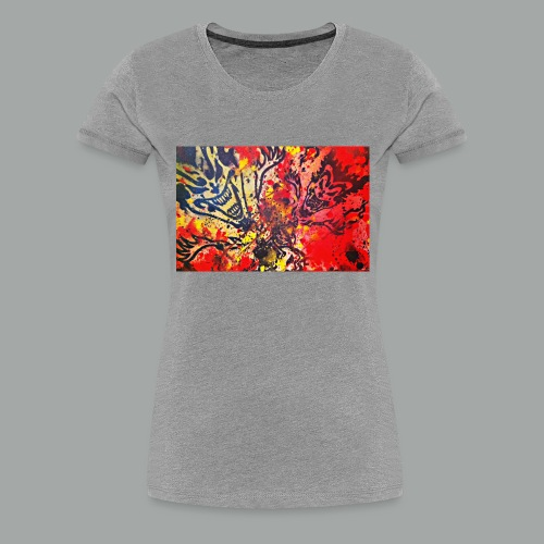 BROTHERS of FIRE - Women's Premium T-Shirt
