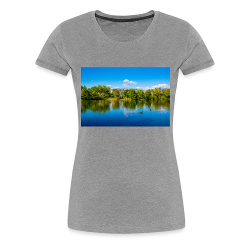A Day at the Park - Women's Premium T-Shirt