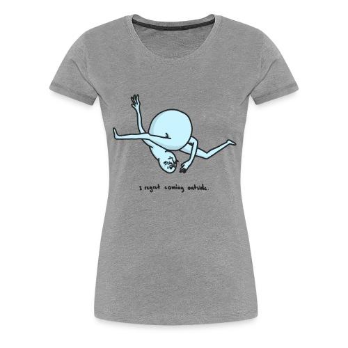 outside - Women's Premium T-Shirt
