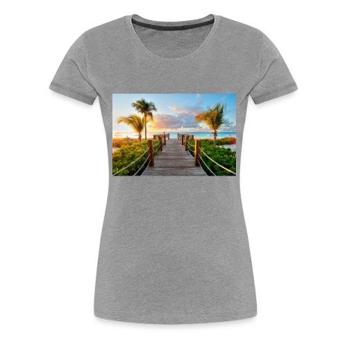 E4901B90 5F90 47B1 94BD B0F516126E80 - Women's Premium T-Shirt