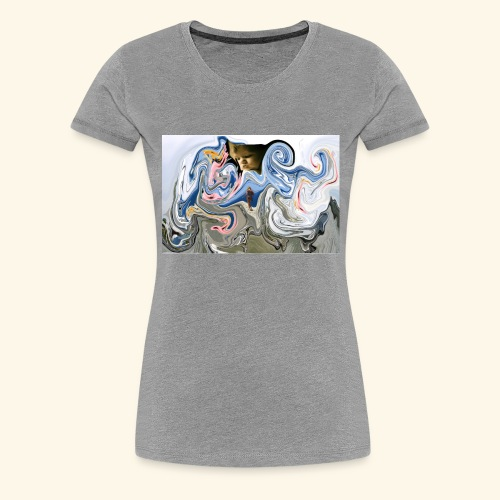 mother and baby - Women's Premium T-Shirt