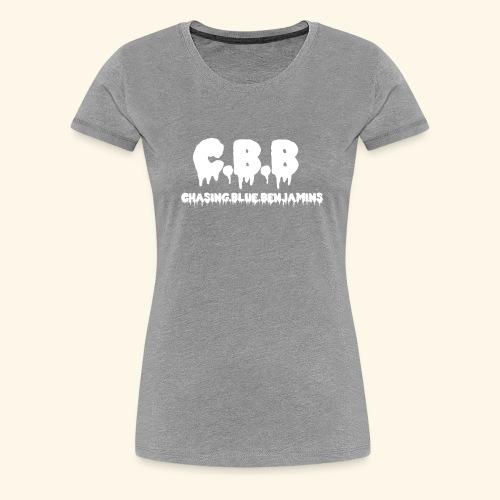 Chasing Blue Benjis - Women's Premium T-Shirt