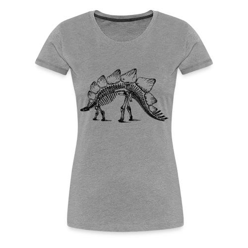 Dinosaurs - Women's Premium T-Shirt