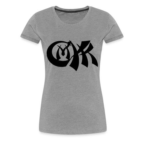 cmyk - Women's Premium T-Shirt