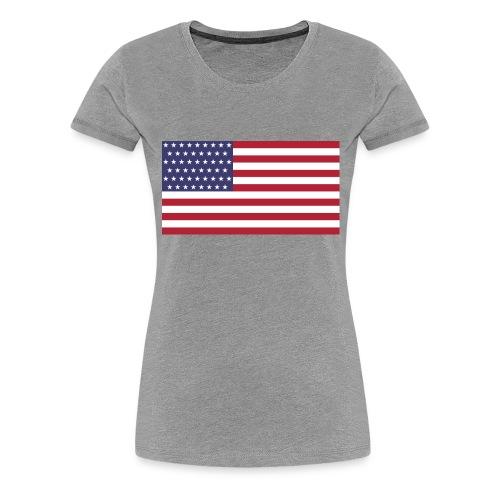 United states t shirt - Women's Premium T-Shirt