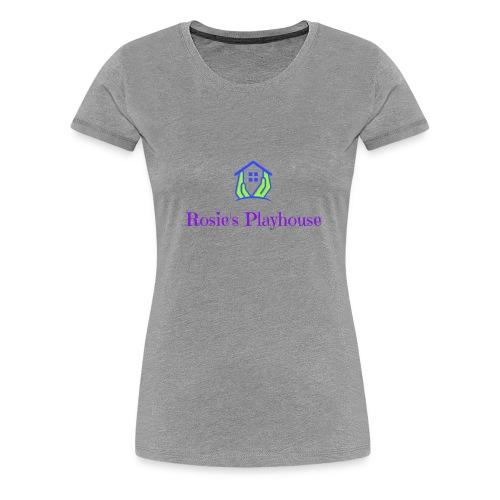 400dpiLogo - Women's Premium T-Shirt