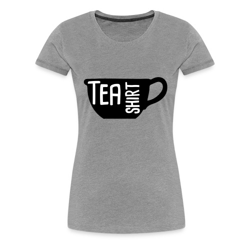 Tea Shirt Black Magic - Women's Premium T-Shirt