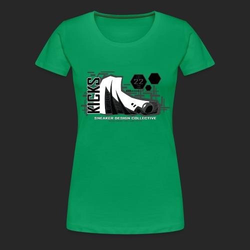 Wicked Dano Sneaker 1 - Women's Premium T-Shirt