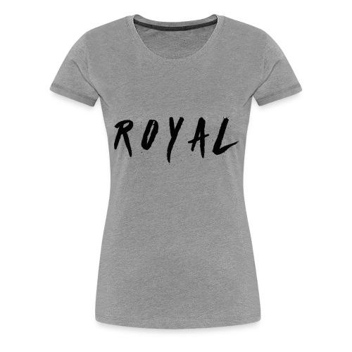 Royal Hoodie - Women's Premium T-Shirt