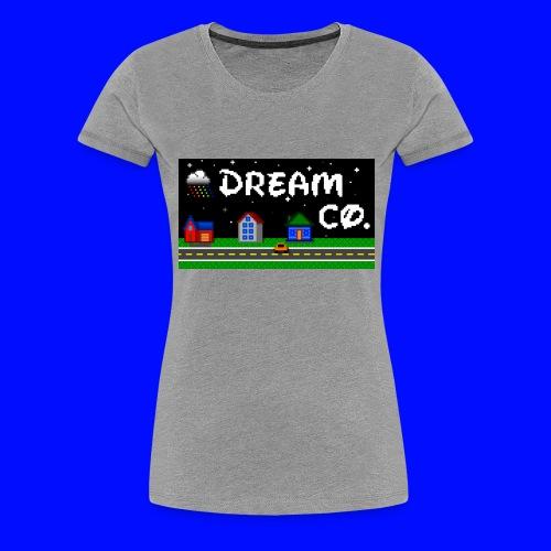 Pixel Art - Women's Premium T-Shirt