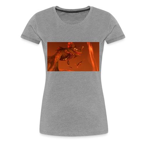 Problem? SLAP IT ON!!! - Women's Premium T-Shirt
