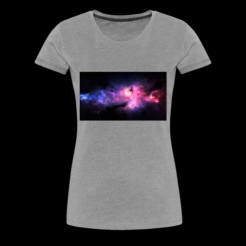 Galactic Wave - Women's Premium T-Shirt