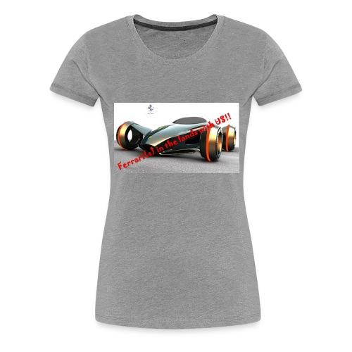 farrari - Women's Premium T-Shirt