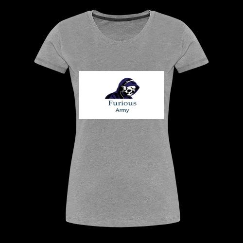 savage hoddie - Women's Premium T-Shirt