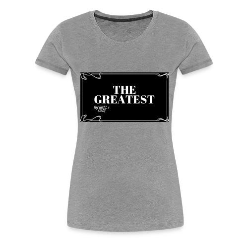 MOTIVATION / AFFIRMATION - Women's Premium T-Shirt