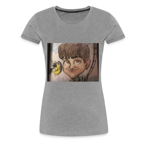 Mitroboy66 3 - Women's Premium T-Shirt