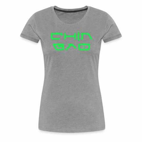 Chingao - Women's Premium T-Shirt