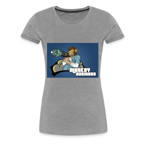 MonkeyBuisness - Women's Premium T-Shirt