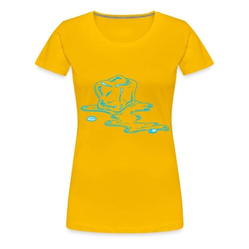 Ice melts - Women's Premium T-Shirt