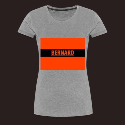 BERNARD - Women's Premium T-Shirt