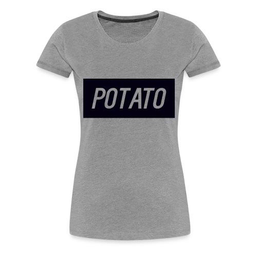 The Potato Shirt - Women's Premium T-Shirt