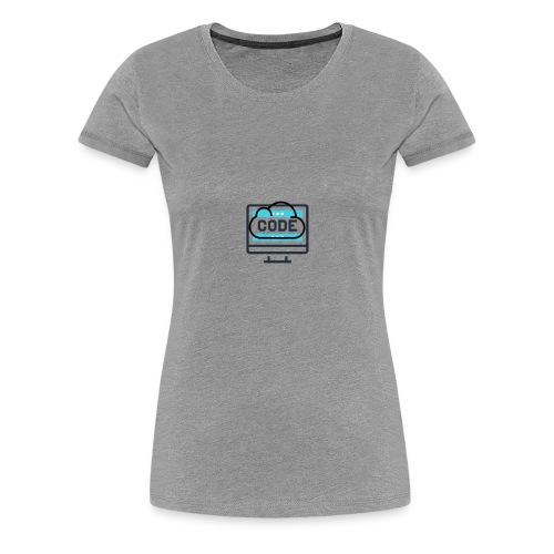 #CodesIsTheBestOwner - Women's Premium T-Shirt